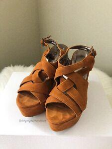 Dotti Women's Wedge Heels - Size 6