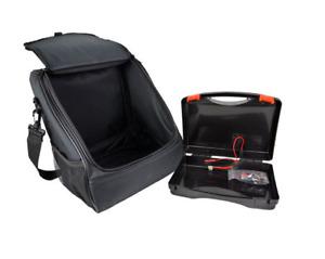 TFA Big Echolottasche Plus Koffer für Garmin Humminbird Lowrance Raymarine
