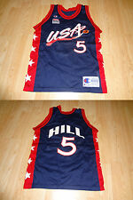 Youth Team USA Basketball Grant Hill M (10/12) Vintage Jersey Champion Jersey