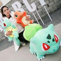 Pokemon Go Charmander Squirtle Bulbasaur Plush Soft Teddy Stuffed Dolls Xmas 001