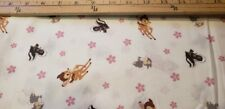 Springs Licensed Disney BAMBI WOODLAND DREAMS 49001  Cotton Fabric