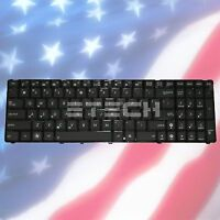 GENUINE ASUS K72JR BACKLIT US KEYBOARD