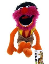 """NEW OFFICIAL 17"""" ANIMAL PLUSH SOFT TOY FROM THE MUPPETS ANIMAL SOFT TOY"""