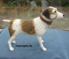 Wire Haired Jack Russel Terrier  large Leonardo collection Bnew