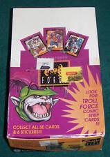 STAR PICS - TROLL FORCE - TRADING CARD BOX - 48ct