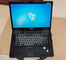 "Panasonic Toughbook 52 15.4"" (160GB, 1.8 GHz, 3GB) win 7 PRO, MS office 2010"