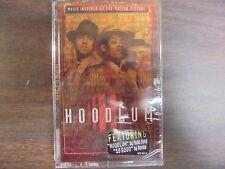 """NEW SEALED """"Hoodlum: Soundtrack Cassette  Tape (G)"""