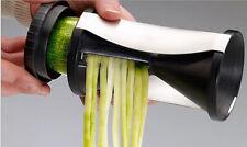 Gemüse Obst Schneidemaschine Spirale Shred Chopper Schäler Twister Küchenhelfer