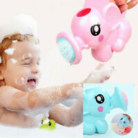 New Children's Awimming Bath Toys Elephant Watering Can Parent-child Toys Shower
