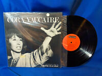 Cora Vaucaire LP Theatre de la Ville Gatefold 1973 Textured French Pressing VG++