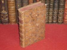 GROS DE BESPLAS / CAUSES DU BONHEUR PUBLIC Très Rare EO 1768