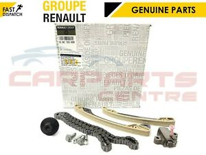 FOR RENAULT 0.9 1.0 1.2 1.4 TCE PETROL ENGINE TIMING CHAIN KIT GENUINE RENAULT