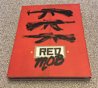 RED MOB Blu Ray + DVD w/ OOP LIMITED EDITION SLIPCOVER Vinegar Syndrome New 1992
