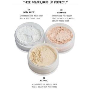 Make-up Finish Powder Face Loose Powder translucent J6I2 Smooth Setting