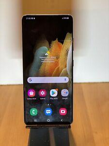 Samsung Galaxy S21 Ultra 5G SM-G998B/DS256 Go (Déverrouillé)Ecran Cassé 🇫🇷B007