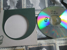 The View  – Face For The Radio  1965 Records –  CDr Promo CD Single