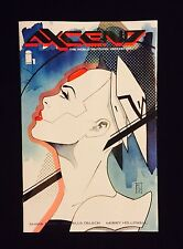 Axcend #1 NYCC Variant NM Shane Davis. Image Comics Hard To Find. Sold Out!