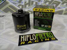 NEW Hiflo RACING Oil Filter HF303 RC for Honda CBR900RR Fireblade 1992-1999