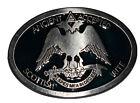 Brand New: Vintage Ancient Accepted Scottish Rite Freemasonry Belt Buckle