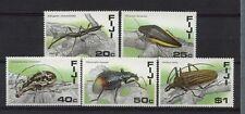 Fiji 1987 SG#761-5 Insects MNH Set