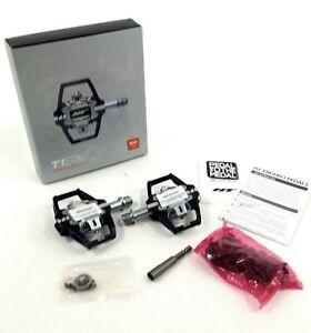 HT Components T1SX BMX Supercross Clipless Pedals & Cleats