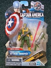 Marvel Captain America The First Avenger Marvel´s Hydra Attack Trooper