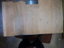 Regional Box B Full Cherry Lumber Wood Kiln Dried Board Lot 157W Shorts Flat