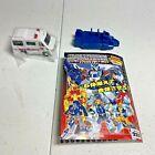 2002 Takara MicroMaster Transformers G-1 Sireen For SixTurbo Car Combiner