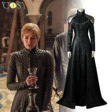 Game of Thrones SE.7 Cersei Lannister Cosplay Halloween Costumes