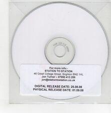 (GO694) The Guillotines, Stronger / Love - 2008 DJ CD