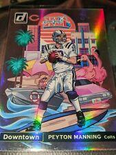 2020 Donruss Downtown Peyton Manning Holo CASE HIT! MINT! PSA 10?!