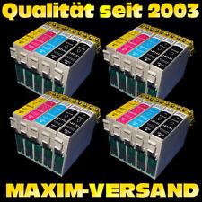 20 XL Farb-Patronen Set für Epson Stylus Office BX305F W Plus S22 SX125 SX130