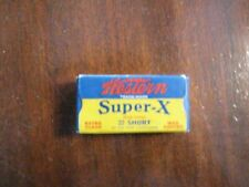 Empty Western Super-X 22 Short Ammo Box Made In Usa Olin Mathieson Chemical Corp
