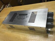 Schaffner FS5559-80/34  80 Amp Power Line Filter TYPE:3-PHASE  480V AC