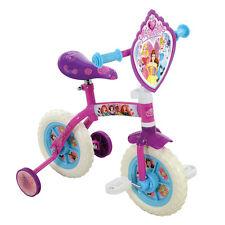 "DISNEY PRINCESS 2 IN 1 TRAINING  BALANCE BIKE 10"" CHILDS CYCLE PINK BRAND NEW"