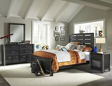 pulaski bedroom sets. Pulaski Graphite Youth 4 Piece Bedroom Set  Twin Furniture Sets eBay