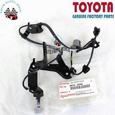 GENUINE TOYOTA FRONT LEFT SEQUOIA TUNDRA ABS SKID CONTROL SENSOR WIRE 895160C040