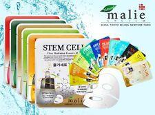Malie 16pcs 16 Kinds of Ultra Hydrating Essence Mask 25g Korea Cosmetics
