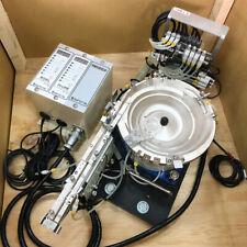 Sanki Piezo Vibratory Feeder Bowl Systems PEF-150iL PRF-L25H PT-121 For LED 7020