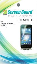 Screen Protector for Samsung Galaxy S4 mini I9190 I9192 I9195