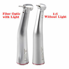 Dental 15 Increasing Contra Angle Fiber Optic Led Sirona Nsk Handpiece