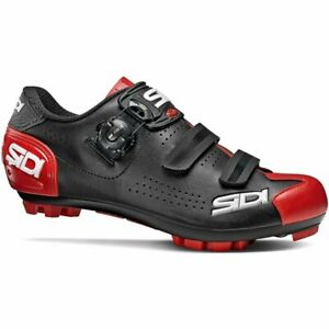 Sidi Trace 2 MTB Mountain Bicycle Cycle Bike Shoes Black / Red