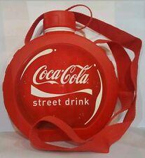 Borraccia Coca Cola street drink coke vintage whater battle nuova