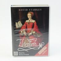 David Starkey - ELIZABETH. Audio Cassette Book. Complete & UNABRIDGED.