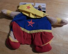 Imagin8 Female Superhero Dog's Costume Size M