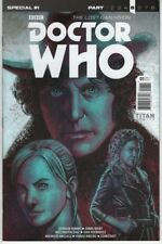 Doctor Who The Lost Dimension Special #1 Fourth 4th Doctor comic book TV show