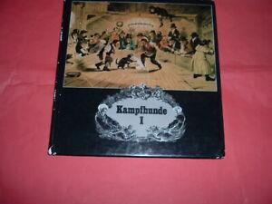 FIGHTING DOGS                   KAMPFHUNDE I, DR DIETER FLEIG 138 PAGES HARDBACK