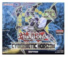 Yugioh Yu-Gi-Oh! Cybernetic Horizon 1st Edition Booster Box 24ct SEALED!! card