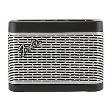 Fender Newport 30w Wireless Bluetooth Portable Speaker Black 6960100000