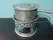 African Display Cooking Pot over coal burner Child size Zambia